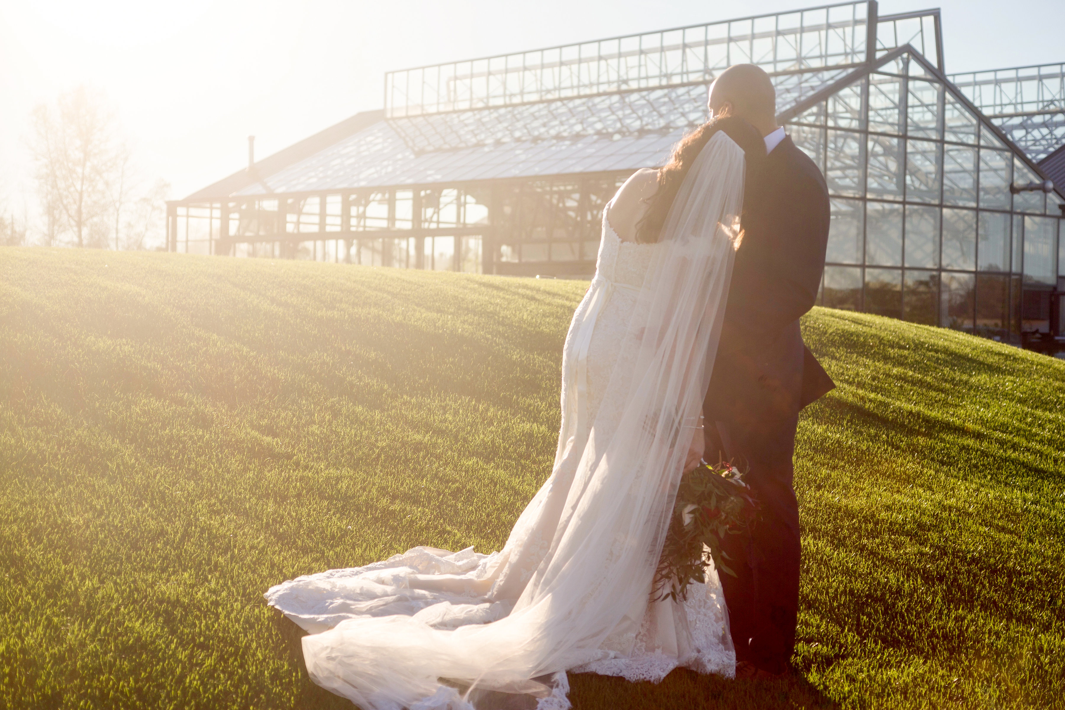 aquatopia, bride, groom, wedding