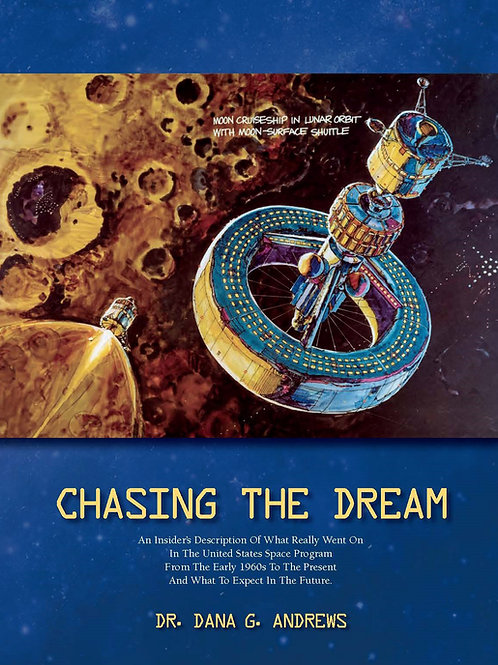 Chasing The Dream - Book (Hard Cover)