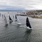 2020 Salish 200 - Leaving Port Townsend