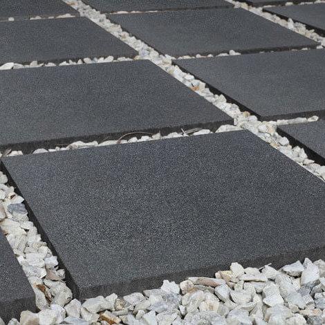 Pavers Black Granite Paver