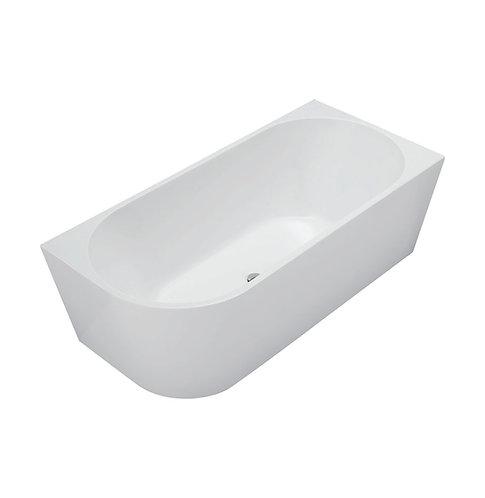 Newport Left-Hand Acrylic Corner Bath