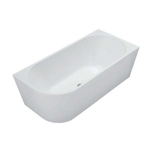 Miranda - Right-Hand Acrylic Corner Bath