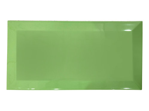 Green Gloss Bevel