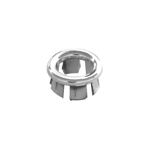 Overflow Plastic Ring, Chrome