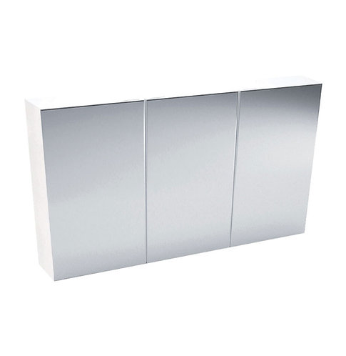 1200 Mirror Cabinet, Pencil Edge