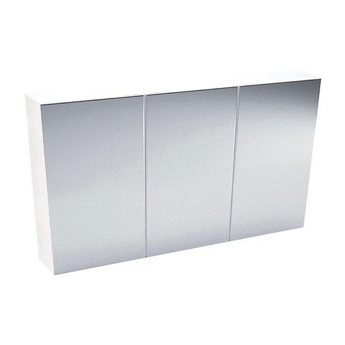 1200 Mirror Cabinet, Pencil Edge