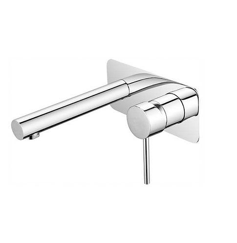 Ideal Wall Mixer With Outlet IDWS1
