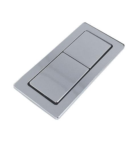 Chrome Flush Buttons