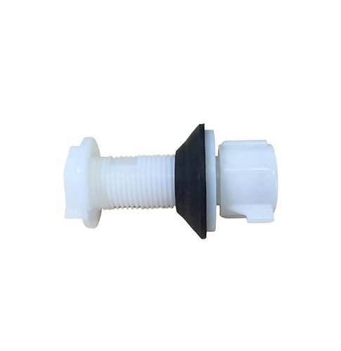 Inlet Adapter – Top-into-Bottom Inlet