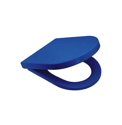 BLUE UF Toilet Seat