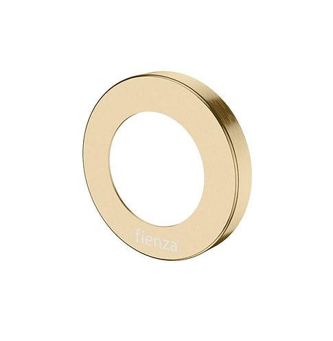 KAYA Round Cover Plate, Urban Brass