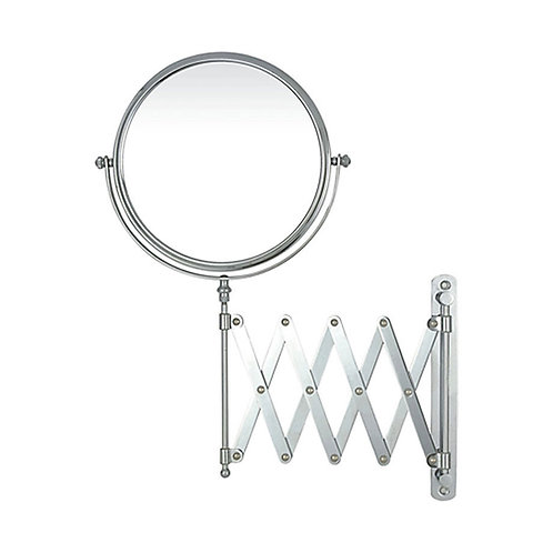 Scissor Arm Magnifying Mirror