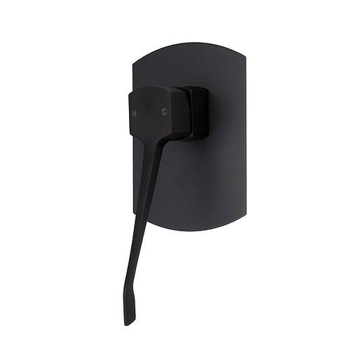 KOKO CARE Matte Black Wall Mixer