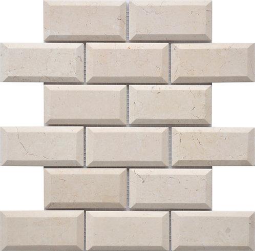 Crema Marfil Brick