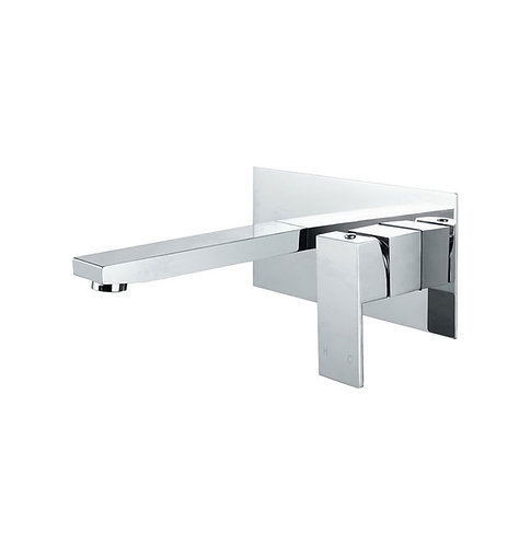 JET Wall Mixer with Spout