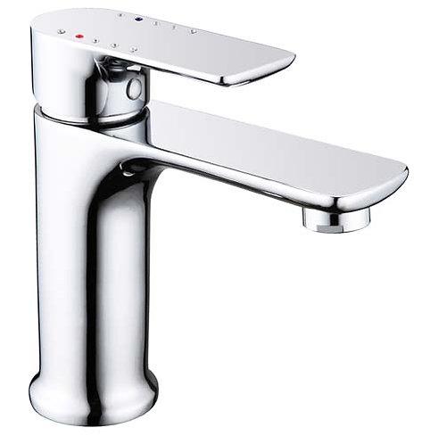 Sleek Basin Mixer (Luxury)
