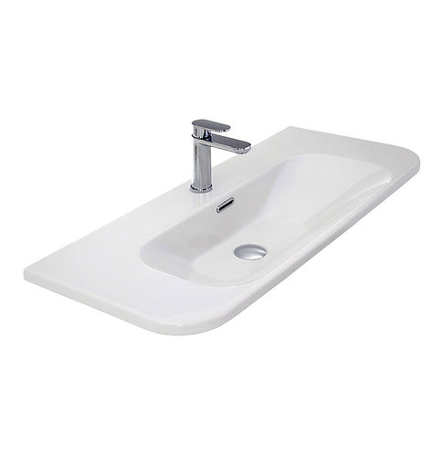 F50 CURVA 900 Wall-Hung Basin / Basin-Top