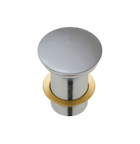 Ceramic Cap Pop-Up Waste, 32mm, Matte Light Grey