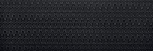Embossed Feature Walls Spirit Flower Black
