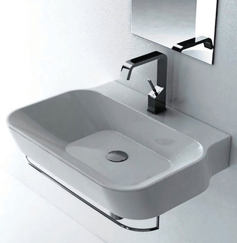 F50 LAVABO 700 Wall-Hung Basin