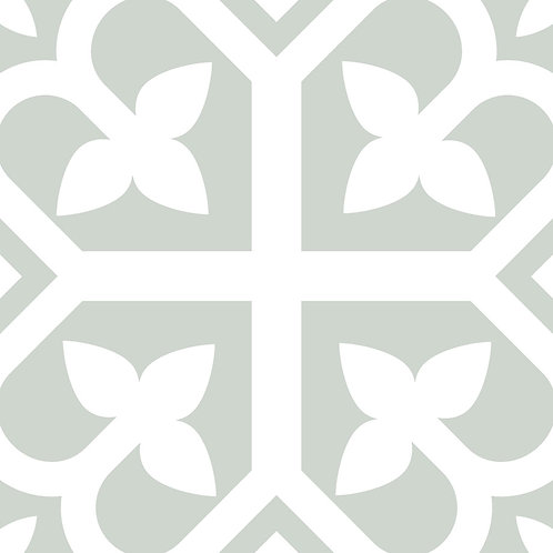 Picasso Bloom Pale Green