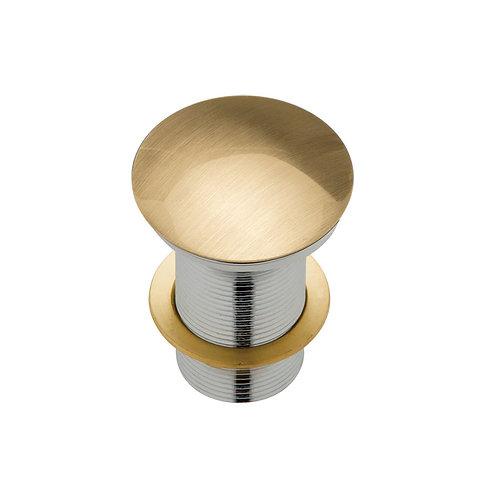 Metal Cap Pop-Up Waste, 32mm, Urban Brass