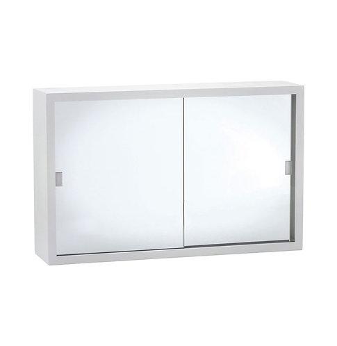 600 Acrylic Mirror Door Metal Cabinet