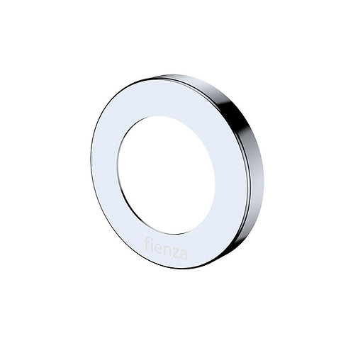 KAYA Round Cover Plate, Chrome