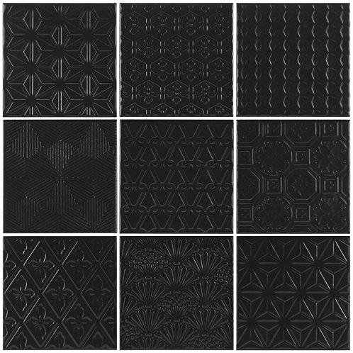 Mosaics Sprit Black