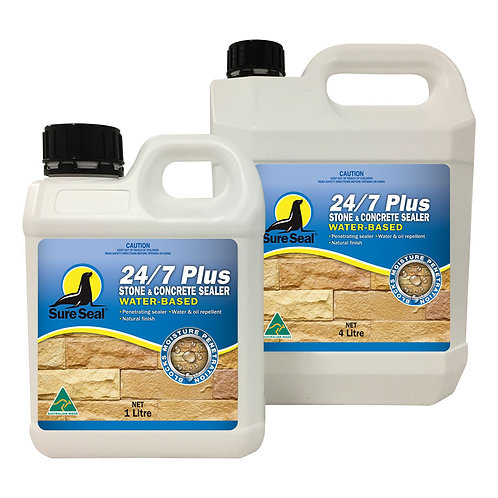 24/7 Plus Stone & Concrete Sealer