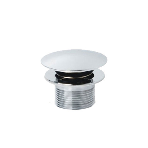 Dome Pop-Up Waste, 40mm, no Overflow