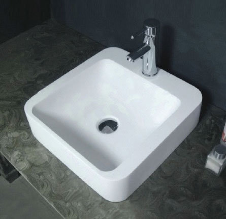 RONDO 400 Solid Surface Basin