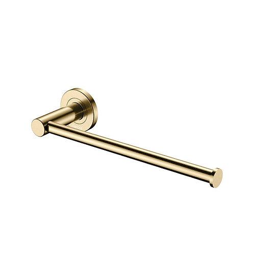 KAYA Hand Towel Rail/Roll Holder, Urban Brass