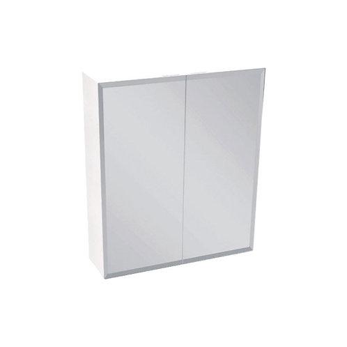 600 Mirror Cabinet, Bevel Edge