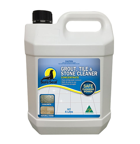 Grout, Tile & Stone Cleaner – Concentrate