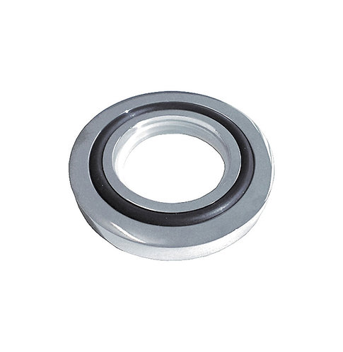 Chrome Spacer for Glass Basins