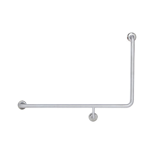 Care 90° Left-Hand Grab Rail, 960 x 600mm