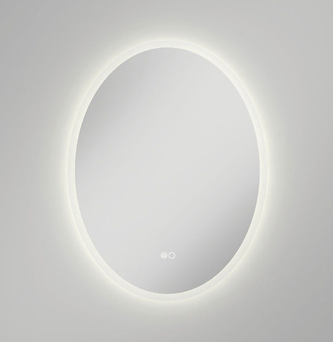 Antonia Oval LED Mirror