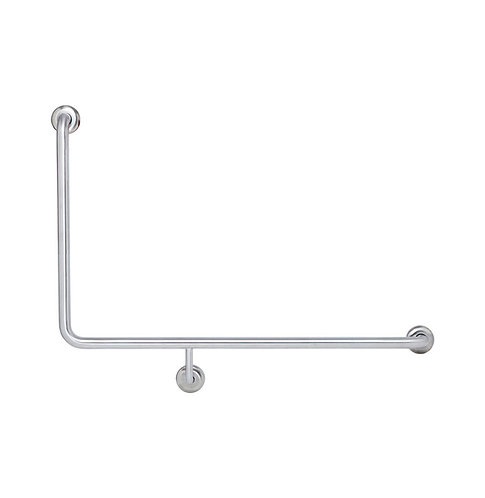 Care 90° Right-Hand Grab Rail, 960 x 600mm