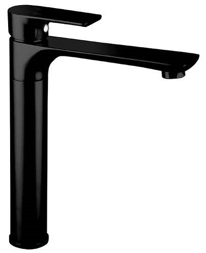 Sleek Sink Mixer Black