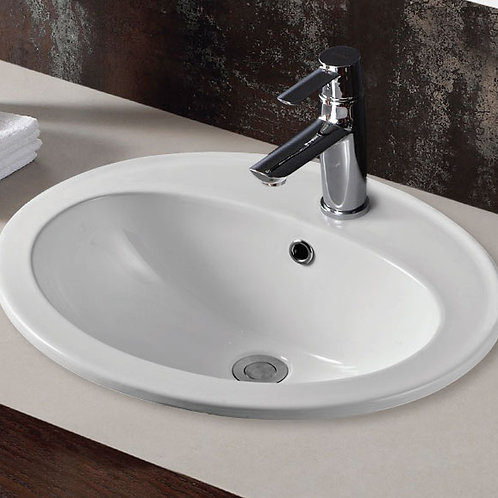 LACY Fully-Inset Basin