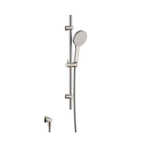 KAYA Rail Shower, Brushed Nickel