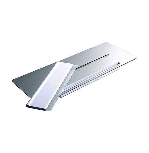 Shower Shelf & Glass Scraper