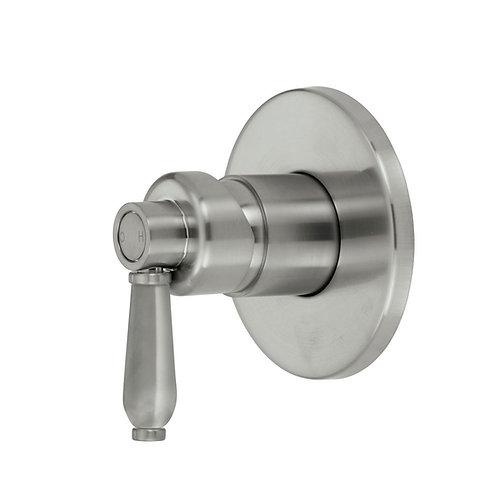 ELEANOR Wall Mixer, Brushed Nickel / Brushed Nickel