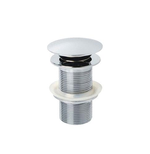 Metal Cap Pop-Up Waste, 32mm, Chrome