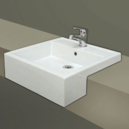 RAK NOVA Semi-Recessed Basin
