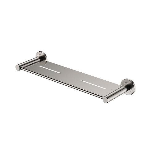 KAYA Shower Shelf, Brushed Nickel