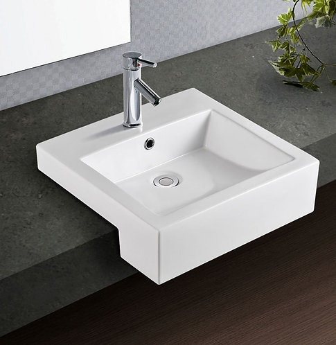 JACINTA Semi-Recessed Basin