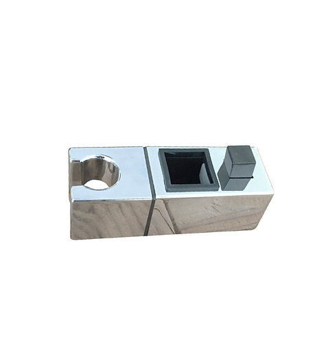 Square Slider – to suit 25 x 25mm rail