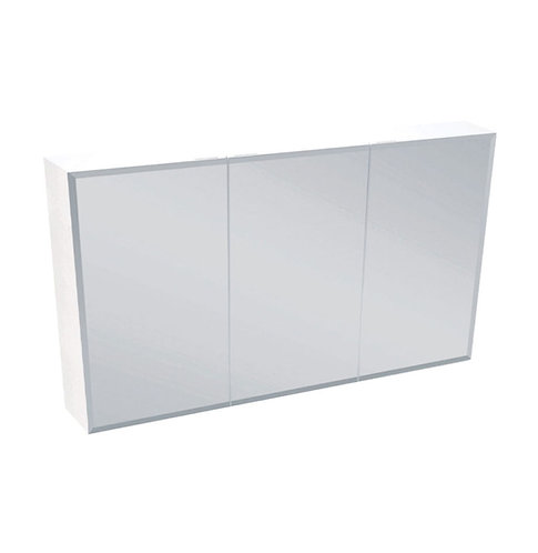 1200 Mirror Cabinet, Bevel Edge
